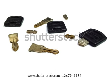 The broken key cannot be used. #1267941184