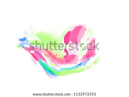 The brush stroke graphic abstract background. Art nice Color splashes.Surface for your design. book,abstract shape Website work,stripes,tiles,background texture wall  - Shutterstock ID 1132972592