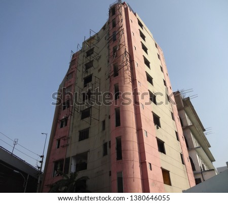 The building is tall #1380646055