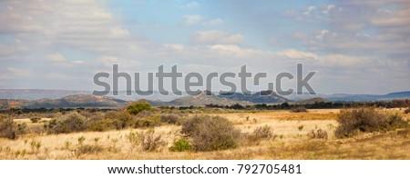 The Bushveld is a sub-tropical woodland ecoregion of Southern Africa, Botswana