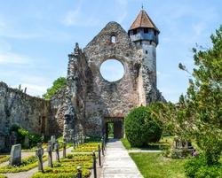 The Cârța Monastery is a former Cistercian (Benedictine) monastery in the Țara Făgărașului region in southern Transylvania in Romania, currently an Evangelical Lutheran church.