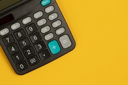 The calculator uses various numbers to calculate accurately and quickly.