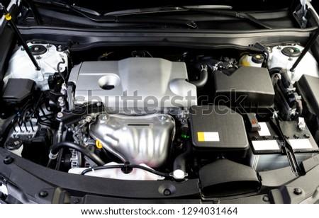 The car engine, Engine, Car engine background #1294031464