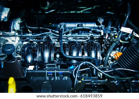 The car engine, Engine, Car engine background #618493859