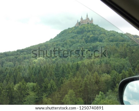 The castle Hohenzollern #1250740891