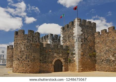The Castle of Beja (Castelo de Beja) is a medieval castle in the civil parish of Beja, Portugal.