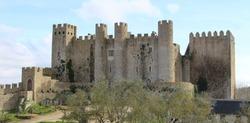 The Castle of Óbidos, medieval castle