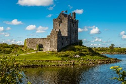 The Castle of Dunguaire, Kinvarra,  Galway, ireland
