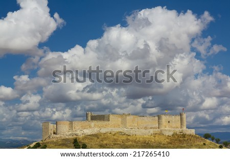 The Castle of Jadraque (Spanish: Castillo de Jadraque) is a castle in the municipality of Jadraque, Guadalajara.