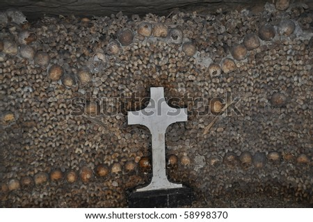 The Catacombes of Paris, France