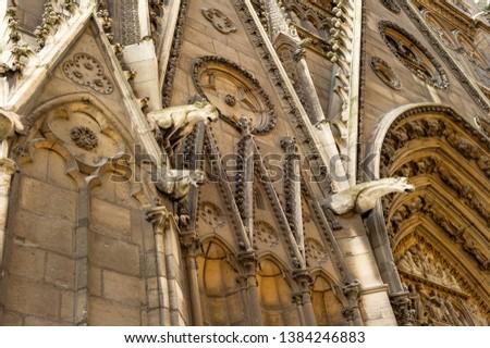 The Cathédrale Notre-Dame de Paris #1384246883