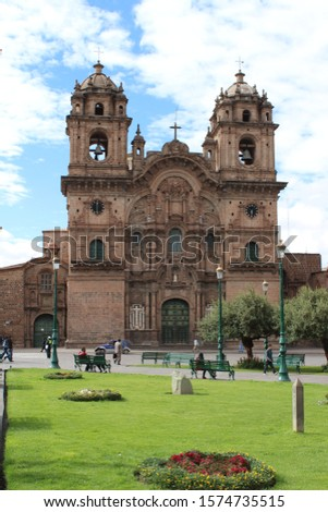 The Cathedral of Cusco or Cathedral Basilica of the Virgin of the Assumption  #1574735515