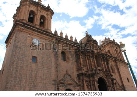 The Cathedral of Cusco or Cathedral Basilica of the Virgin of the Assumption  #1574735983
