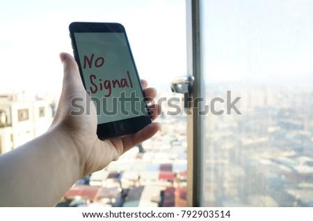 the cellphone no signal #792903514
