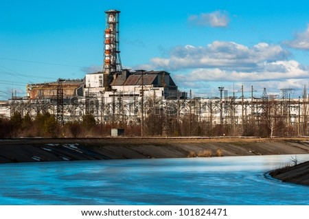 The Chernobyl Nuclear Power Plant, 2012 March 14