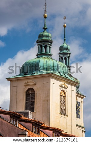 The Church of Saint Nicholas also called St Nicholas Cathedral