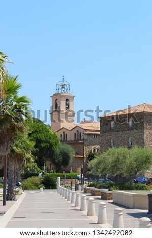 The Church of Sainte-Maxime and the Historical Museum