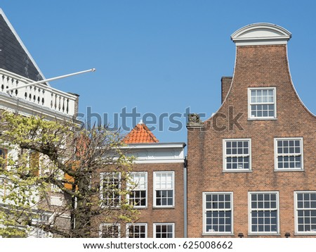 the City of Haarlem in the netherlands #625008662