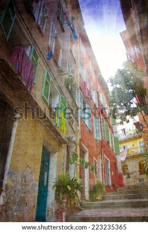 the city of villefranche sur...