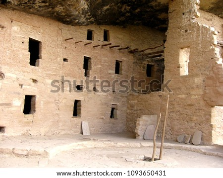 The  Cliff Dwellings