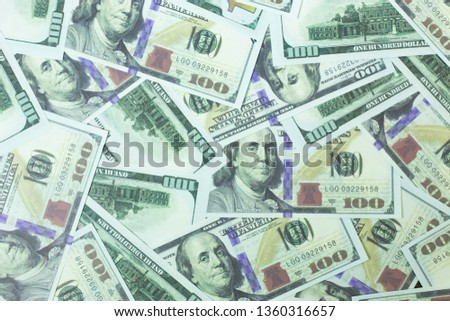 Mexico Pesos, US Dollar and Canadian… Stock Photo 343305068