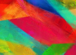 The colorful background  rainbow background