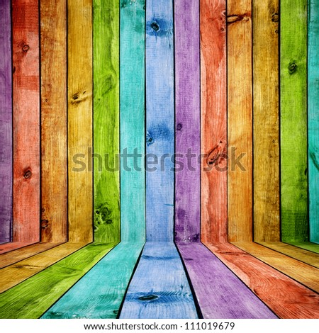The colour wood texture, natural patterns background