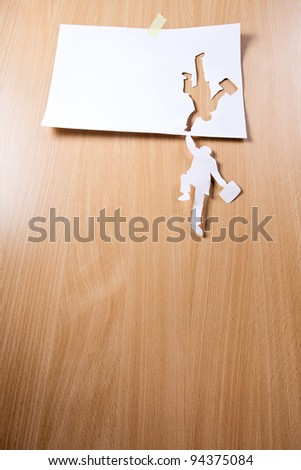 The concept image, place your text on a paper.