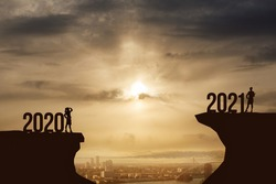 The concept of business development prospects in the period from 2020 to 2021.
