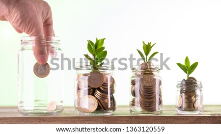 The concept of deposit accumulation, the concept of money growth, Turkish currency accumulation