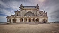 The Constanta casino