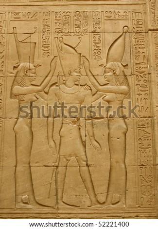 The Coronation of the Pharaoh