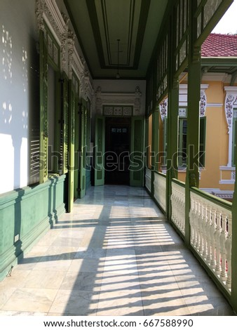 The corridor #667588990