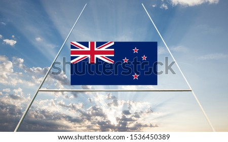 The country of the All Black Rugby team, New Zealand. #1536450389