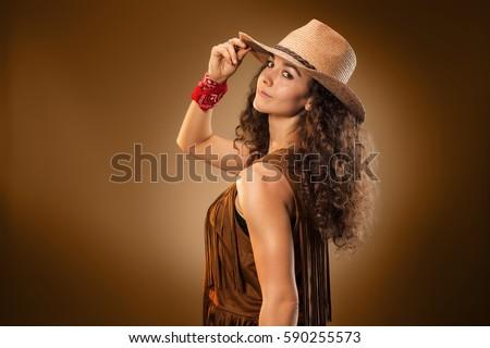 free photos girl, cowgirl, western. | avopix