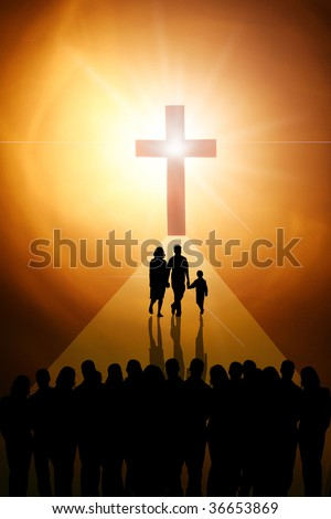 jesus christ cross. of the lord jesus christ