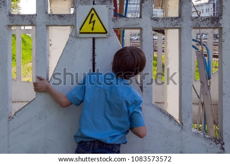 Electrical-danger Images and Stock Photos - Page: 4 - Avopix com
