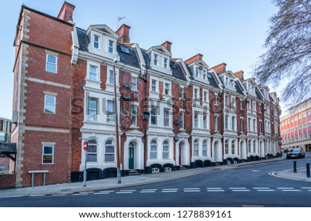 The Cutural Quarter in Northampton