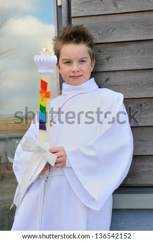 the day of the first communion