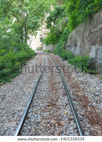 The Death Railway was built during the 2nd World War by the labor of the war prisoner and the Asian labor forced by the Japanese troop.