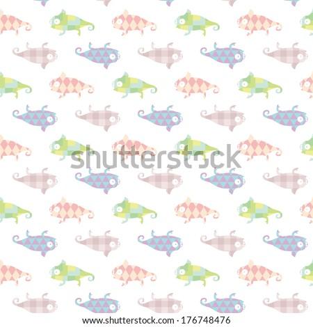 The design of the chameleon