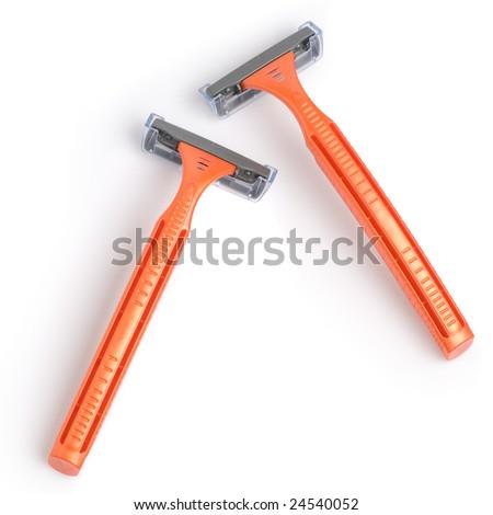 The disposable razor