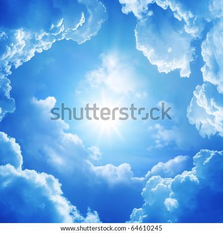The divine sky #64610245