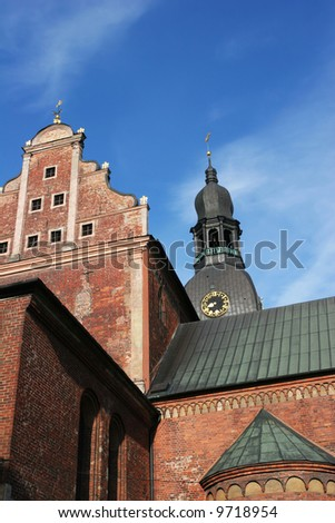 The Dome Cathedral (Old Town, Riga, Latvia)