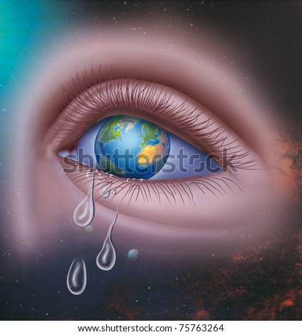 the earth in you cry