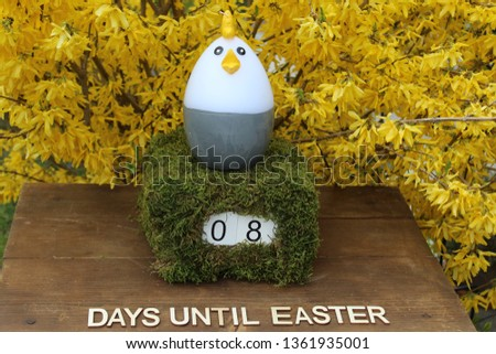 the easter countdown #1361935001