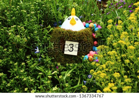 The easter countdown #1367334767