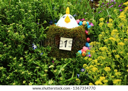 The easter countdown #1367334770