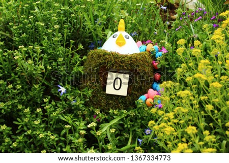 The easter countdown #1367334773