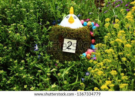 The easter countdown #1367334779